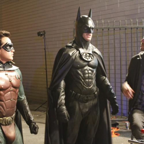 Update: 'Batman: Death Wish' Fan Film Coming January 13th, 2012