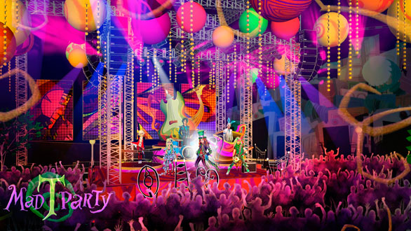 The Mad T Party Will Replace Disney S Electronica Nerd