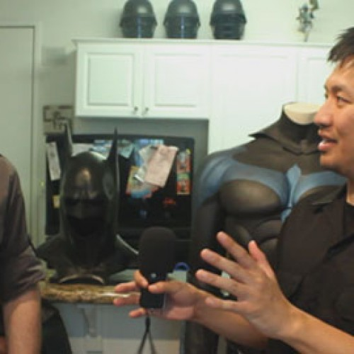 'Batman: Death Wish' Fan Film Interview and Behind the Scenes