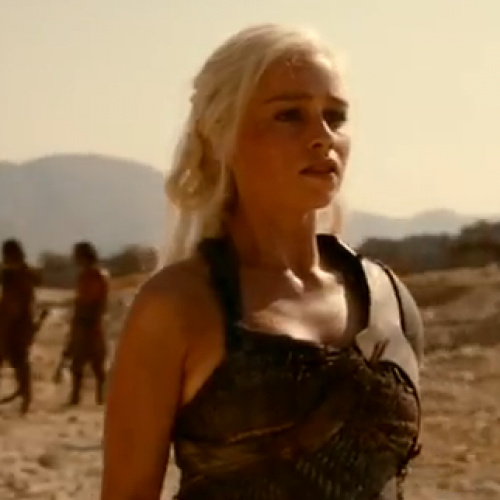 "The First Games of Thrones Season 2 Teaser Trailer ""Shadow"" Arrives!"