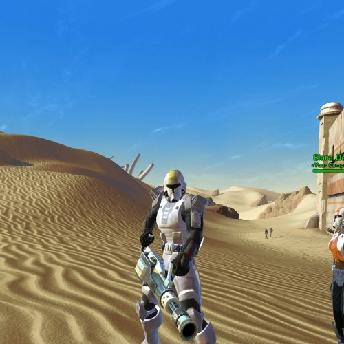 Adam's Star Wars: The Old Republic Level 10-30 Review
