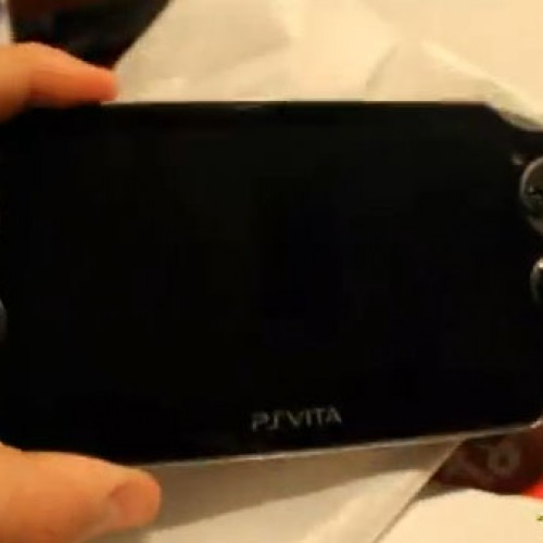 We Unbox Sony's PS Vita so You Don't Have To