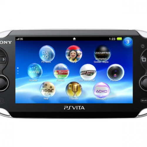 CES 2012:Sony Announces New News for the PS VITA