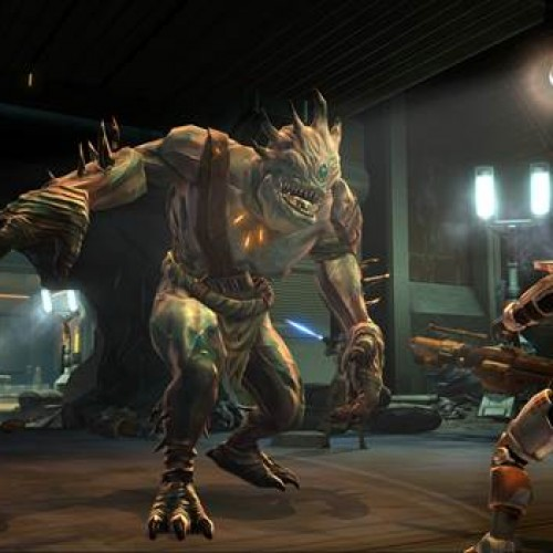 Star Wars: The Old Republic will have Free-to-Play option this Fall