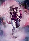 Street Fighter X Tekken - Juri