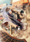 Street Fighter X Tekken - Law