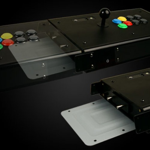 Madcatz Announces a Special Edition Dual Arcade Stick from 2 SFXT Fightstick V.S. and a Connector Kit