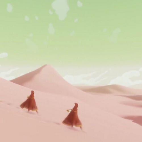 'Journey' Will Entrance You With its Graphics and Orchestral Sound