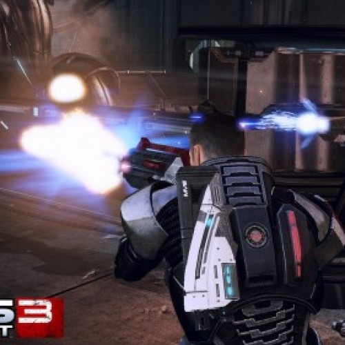 A Drell Does a Flying Punch in New Mass Effect 3 Co-op Footage
