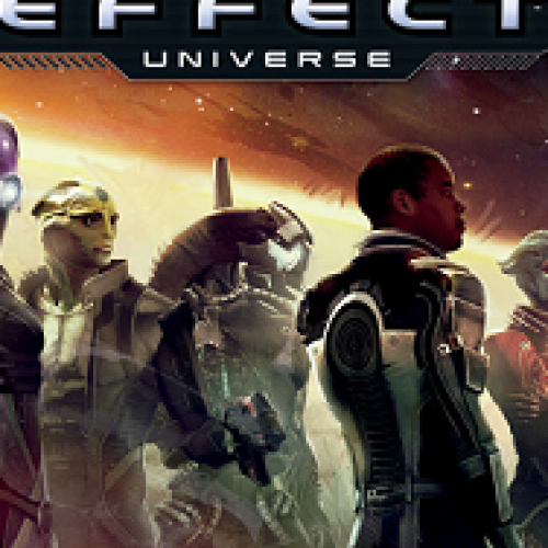Spoiler-Free Mini-Review – The Art of the Mass Effect Universe