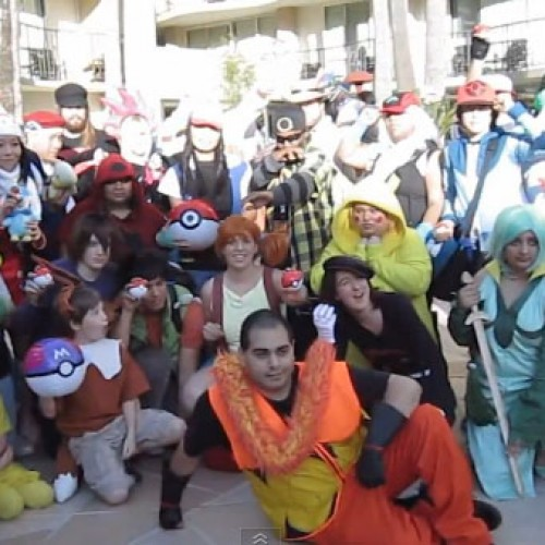 Anime LA 2012 Con Report:  Cosplaying as Scorpion, Videos and Reminiscing About Tentacle Monsters