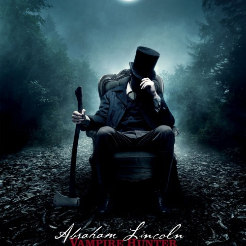 Get bloody with the red band Abraham Lincoln: Vampire Hunter trailer