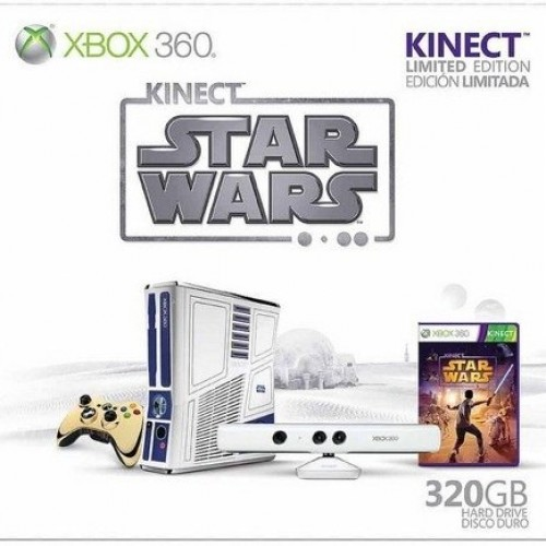 Xbox 360 Star Wars Bundle release date