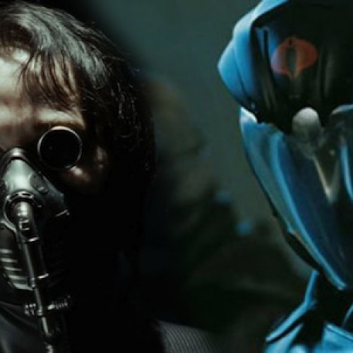 New Cobra Commander is not the same as Joseph Gordon-Levitt's character?