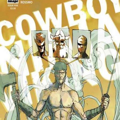 Quantum of Solace director to helm Cowboy Ninja Viking