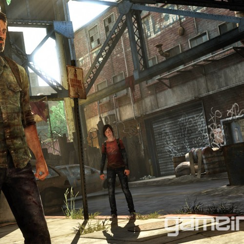 First in-game screenshots for The Last of Us