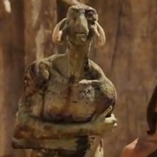 Check out the 4-minute John Carter arena scene and montage
