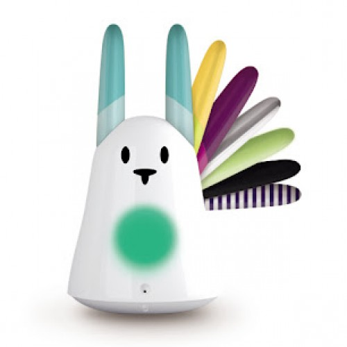 KAROTZ: Rabbit Gone Wild Facebook Device