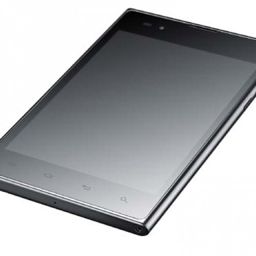 Optimus Vu: The Kindle Fire killer?