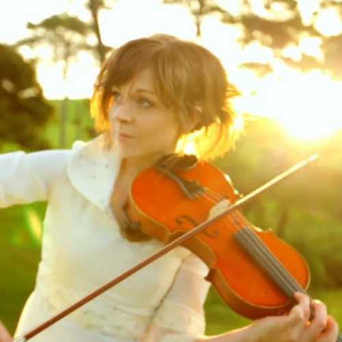 Zelda violin girl now does The Lord of the Rings