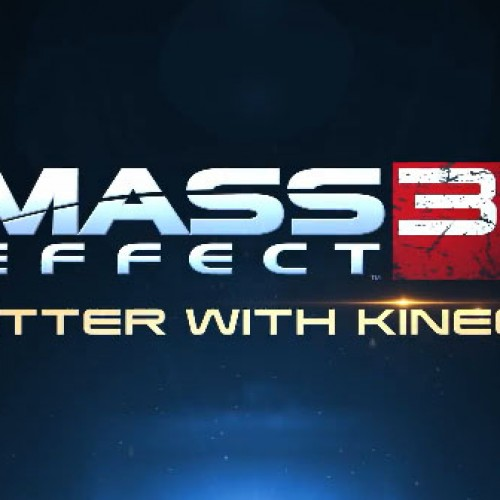 Is Mass Effect 3 really better with the Kinect?