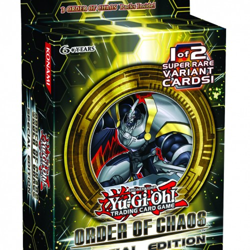 Yu-Gi-Oh! Order of Chaos Special Edition gives duelists easier access to Effect Veilers