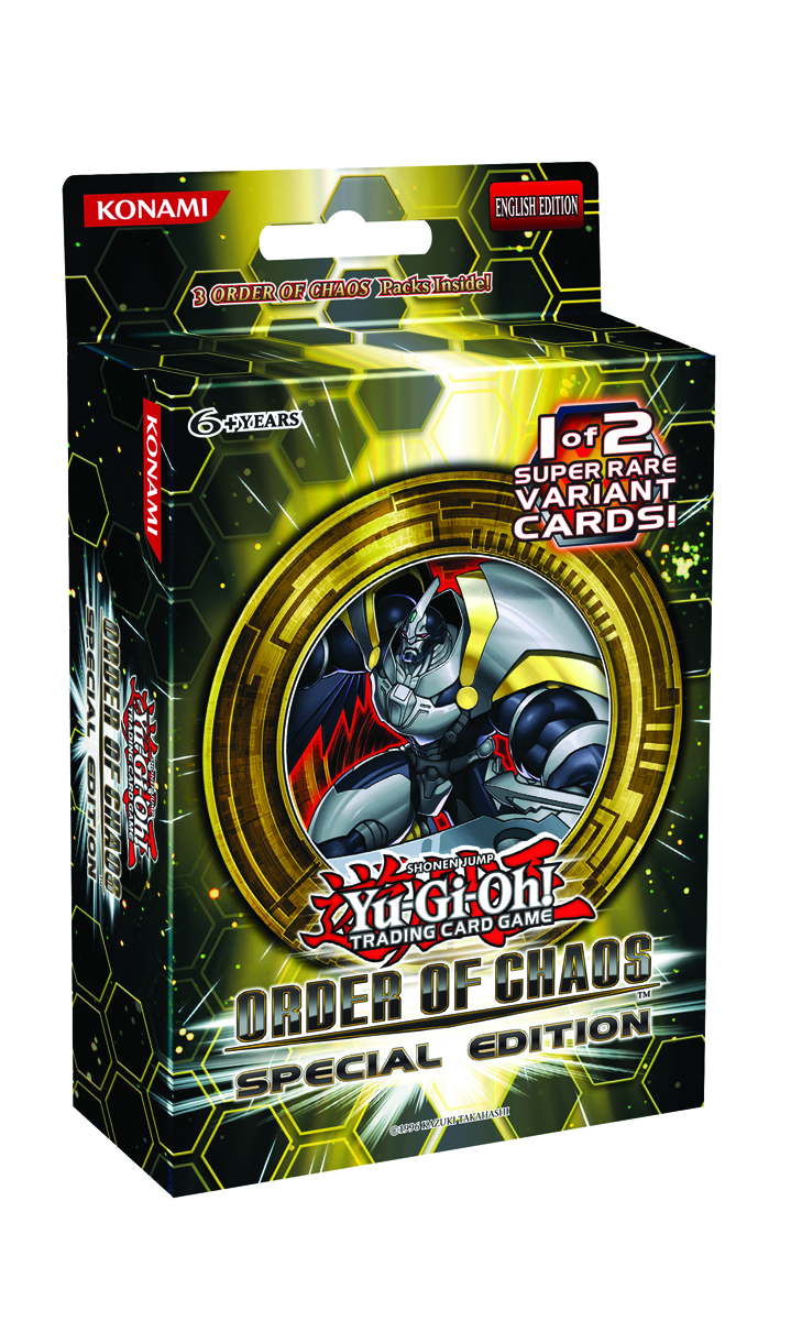 New Orders Deck And Introduces New Deck