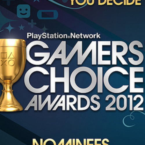 PSN Gamers' Choice Awards 2012 – vote for discounts?