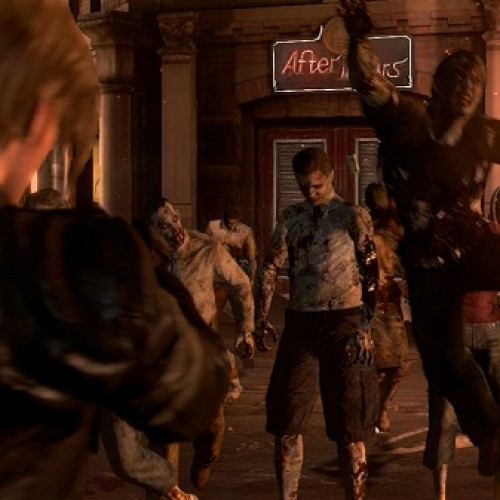 Play the Resident Evil 6 demo today by jumping through hoops