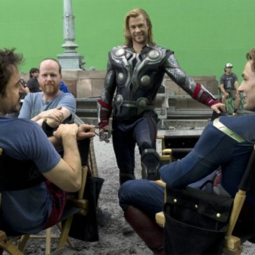 New behind-the-scenes info on The Avengers 2nd end credits scene (Spoilers)