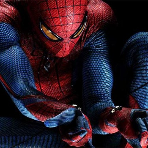 'The Amazing Spider-Man' first look