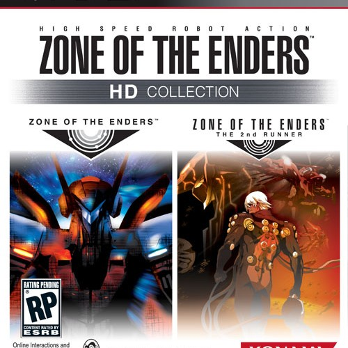 Zone of the Enders games get the HD treatment