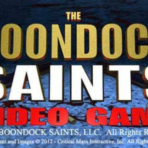 And shepherds we shall be, Boondock Saints game in the near future