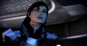 mass effect 3 fem shep red head commander shepard