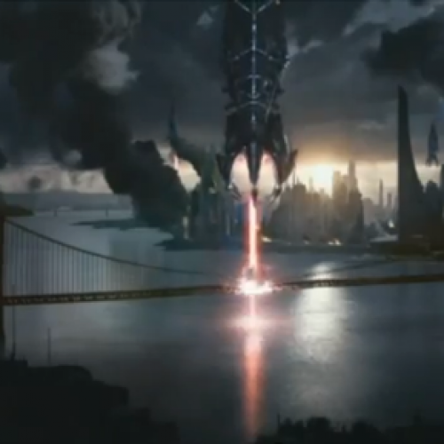 "New Mass Effect 3 ""Fight"" Live-Action Trailer"