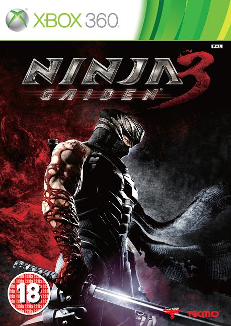 Ninja Gaiden 3 is hitting store shelves next month March 20, 2012, for