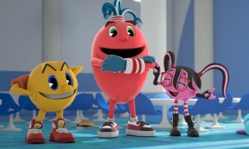 Pac-Man to get a new US cartoon. Hide the children