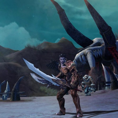 Aion going free-to-play in North America