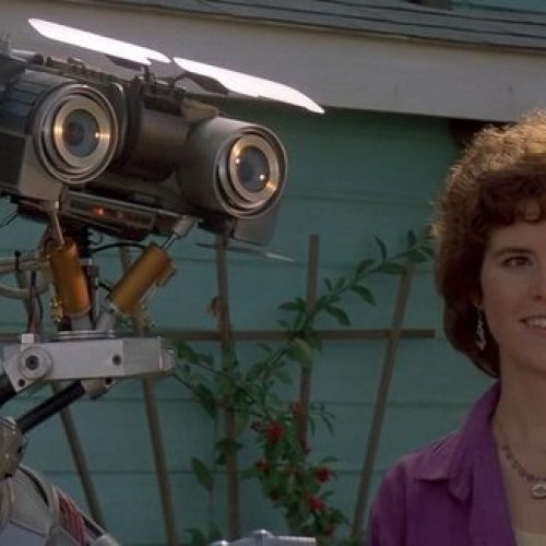 New writer brings new 'INPUT' into Short Circuit remake