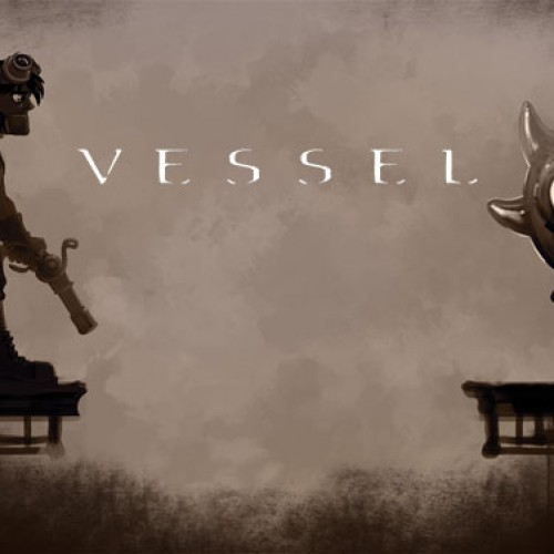 Vessel preview: A drink of fresh water for puzzle platformers