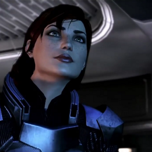 Red-headed Fem-Shep gets her very own Mass Effect 3 story trailer