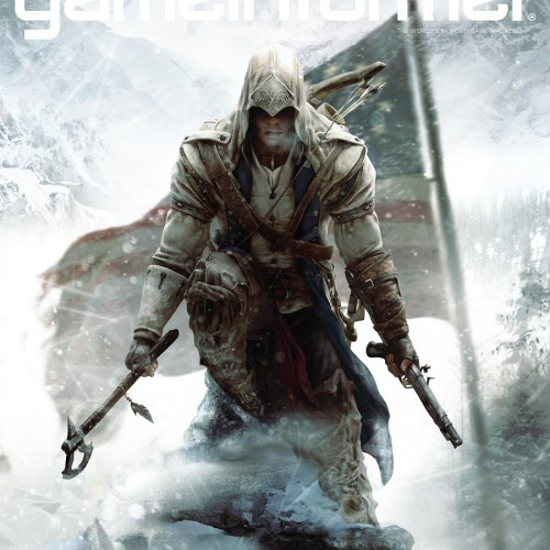 Game Informer reveals new Assassin's Creed III cover