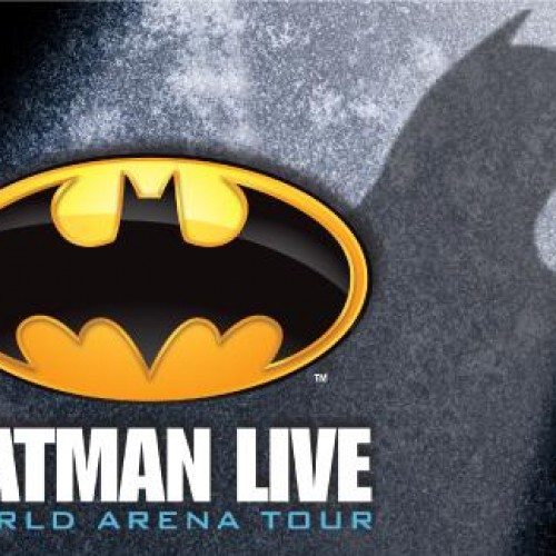 Batman Live coming to AMERICA!