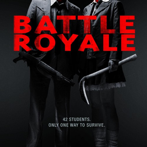 Giveaway: Battle Royale Blu-ray giveaway