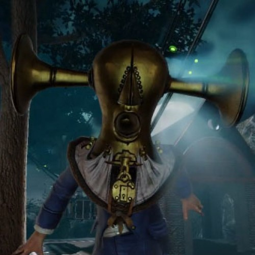 BioShock Infinite's the Boys of Silence will have you cover your ears