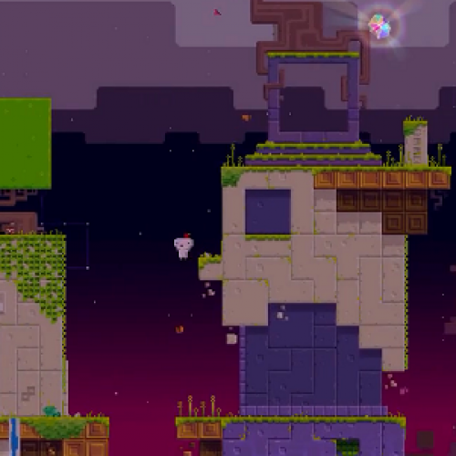 FEZ – Over 6 minutes of world-flipping, platforming and puzzle action