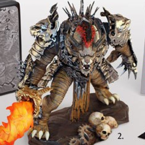 Guild Wars 2 collector's edition breaks your piggy bank