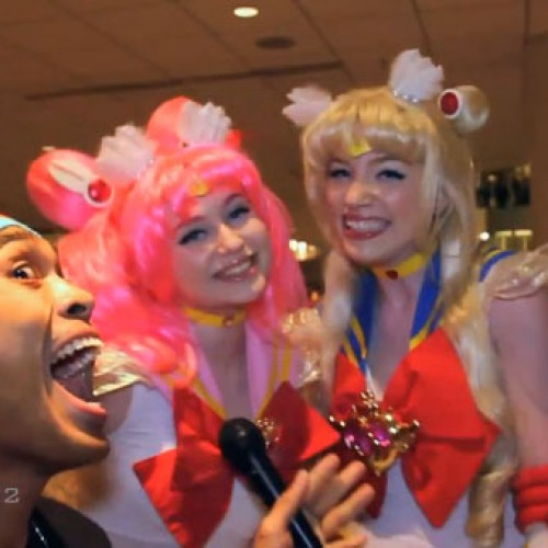 Nerd Reactor goes to MomoCon 2012 video