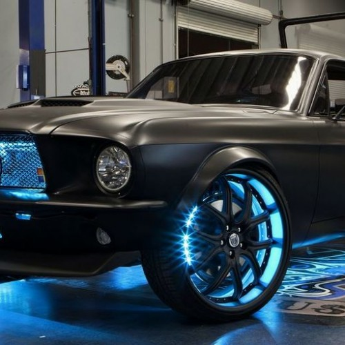 Project Detroit is a geek's dream car come to life