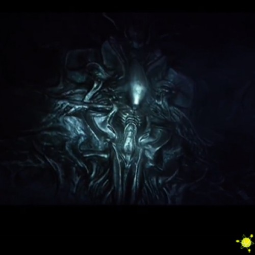 Xenomorph confirmed in Prometheus trailer?!